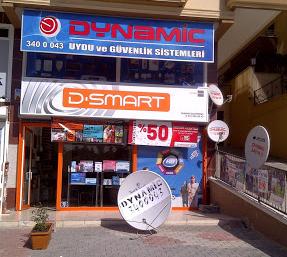 Dinamik Elektronik Altındağ Ankara